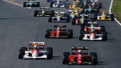 foto: 5 momentos (muy) polémicos en la Fórmula 1