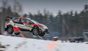 foto: Rally de Suecia 2019: Tänak, victoria y liderato del Mundial