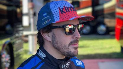 foto: Alonso sopesa disputar la carrera de turismos Bathurst 1000