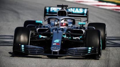 foto: Los principales cambios técnicos de la Fórmula 1 para 2019