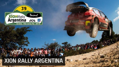 foto: Previo Rally de Argentina 2019