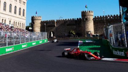 foto: Previo GP de Azerbaiyán F1 2019: Duelo a orillas del mar Caspio