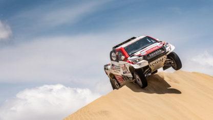 foto: El Rally Dakar se muda de América del Sur a Arabia Saudí en 2020
