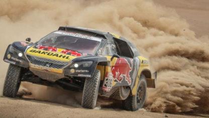 foto: Oficial: El Rally Dakar 2020 se disputará en Arabia Saudí