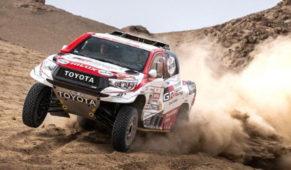 foto: Fernando Alonso correrá el Dakar 2020 con Marc Coma de copiloto