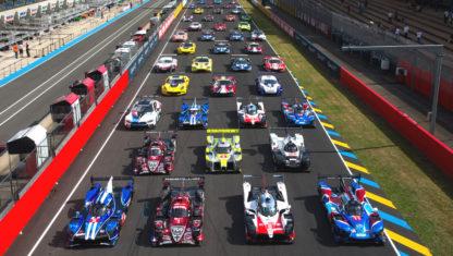 foto: La lista definitiva de los 62 inscritos en las 24 Horas de Le Mans 2019