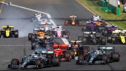 foto: ¿Cuál es la distancia mínima que se debe recorrer en cada carrera de Fórmula 1?