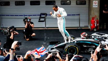 foto: GP China F1 2019: Victoria y liderato para Hamilton en el tercer doblete de Mercedes