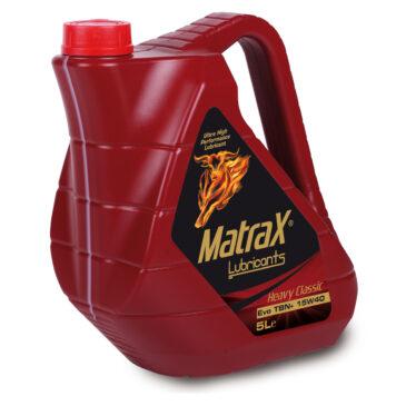 MatraX Heavy Classic Evo TBN+ 15W40