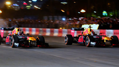 foto: La Fórmula 1 toma Hanói un año antes del GP de Vietnam 2020