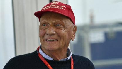 foto: Muere Niki Lauda, leyenda de la Fórmula 1, a los 70 años