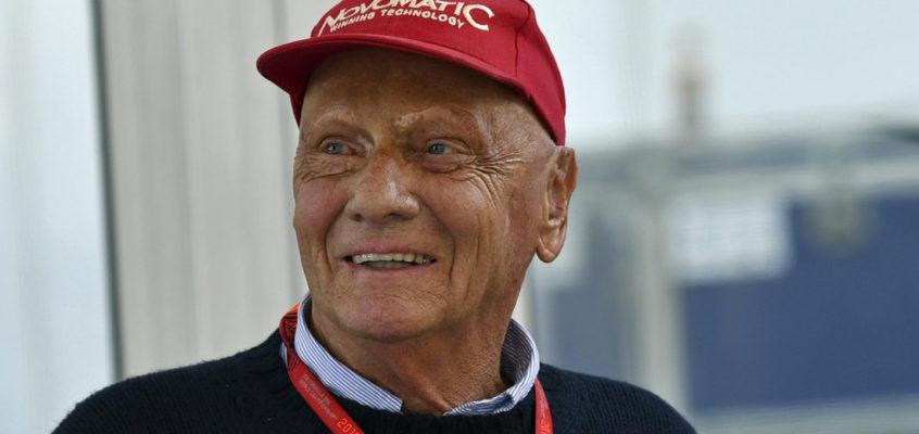 Muere Niki Lauda, leyenda de la Fórmula 1, a los 70 años