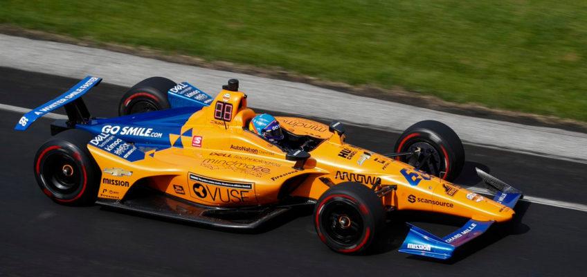 Anatomía de un fracaso: Alonso, eliminado de las 500 Millas de Indianápolis