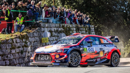 foto: Hyundai y Loeb disputarán el Rally di Alba en Italia