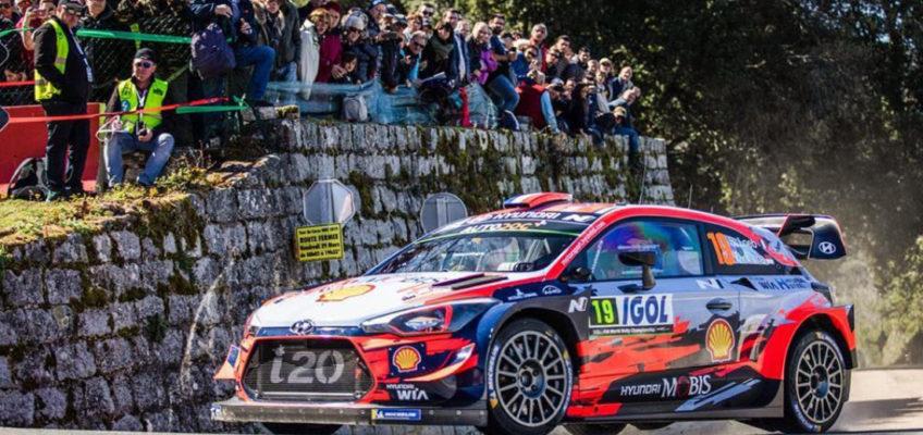Hyundai y Loeb disputarán el Rally di Alba en Italia
