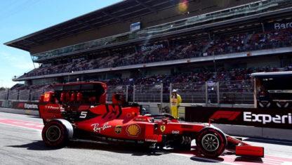 foto: Previo GP de España F1 2019: Ferrari, obligada a vencer