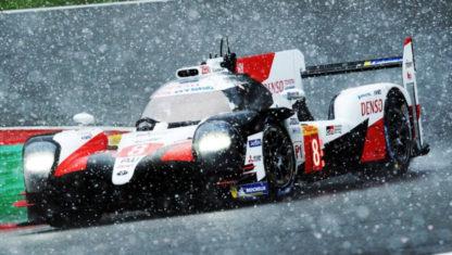 foto: 6 Horas de Spa: Alonso acaricia el título del WEC tras ganar bajo la nieve
