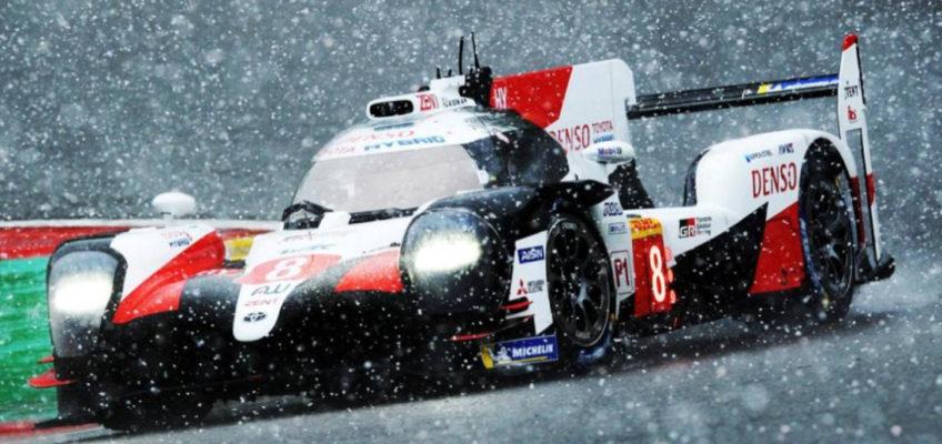 6 Horas de Spa: Alonso acaricia el título del WEC tras ganar bajo la nieve