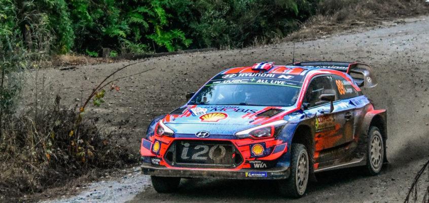 Hyundai sustituye a Mikkelsen por Loeb para el Rally de Portugal