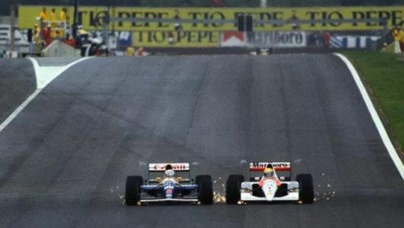 foto: 5 momentos inolvidables en el GP de España de Fórmula 1