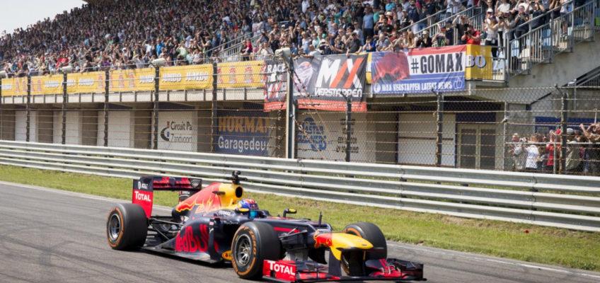 El Gran Premio de Holanda de F1 regresa al calendario en 2020