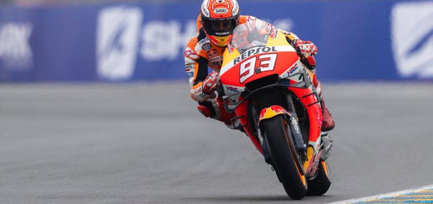 GP de Francia MotoGP 2019: Márquez, suma y sigue