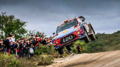 foto: Previo Rally de Chile 2019 WRC: Territorio desconocido