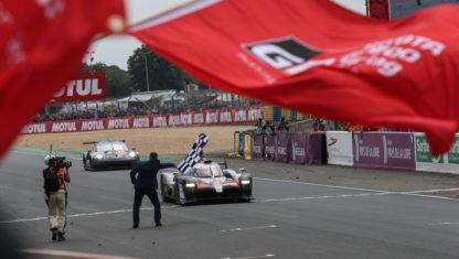 foto: Alonso, Campeón del WEC tras su segunda victoria en Le Mans