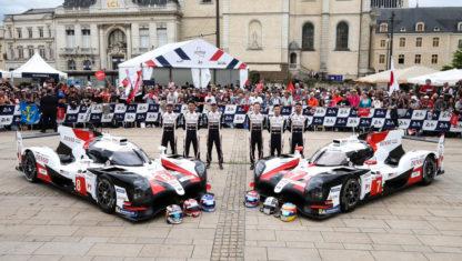 foto: Previo 24 Horas de Le Mans 2019: Alonso acaricia el título del WEC