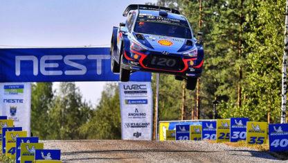 foto: Dani Sordo será reemplazado por Craig Breen en el Rally de Finlandia