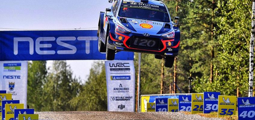 Dani Sordo será reemplazado por Craig Breen en el Rally de Finlandia