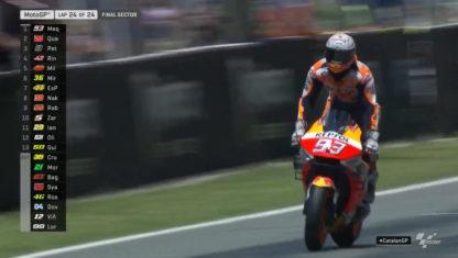 foto: GP Cataluña MotoGP: Lorenzo allana el triunfo a Márquez
