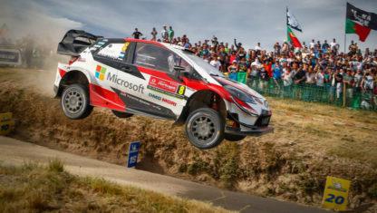 foto: Rally de Portugal 2019: Tänak gana y ajusta el Mundial