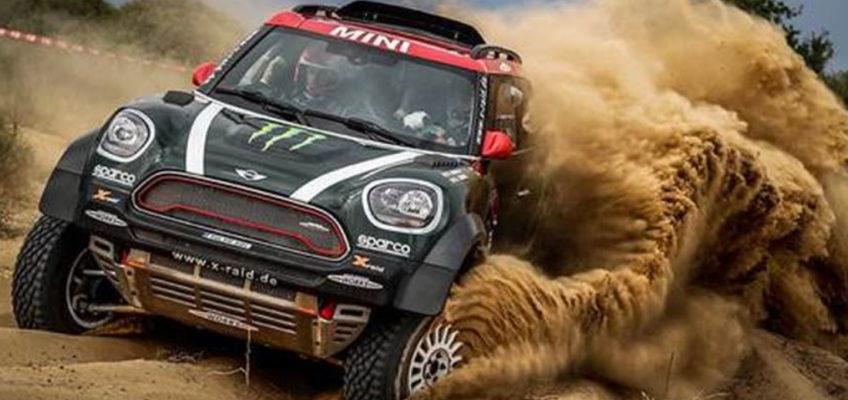 Previo Rally Ruta de la Seda 2019