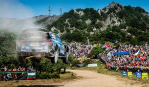 foto: Elfyn Evans no correrá el Rally de Finlandia por lesión