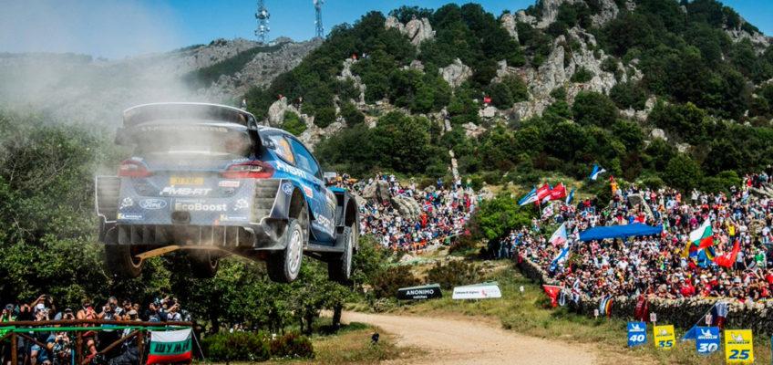 Elfyn Evans no correrá el Rally de Finlandia por lesión