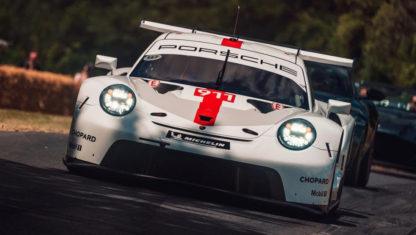 foto: 911 RSR 2019, la nueva 'bestia' de Porsche para el WEC