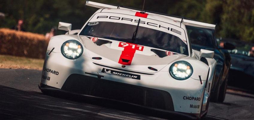 911 RSR 2019, la nueva 'bestia' de Porsche para el WEC