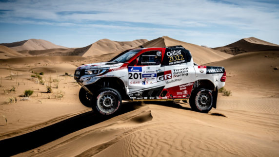 foto: Al-Attiyah conquista el Rally Ruta de la Seda 2019