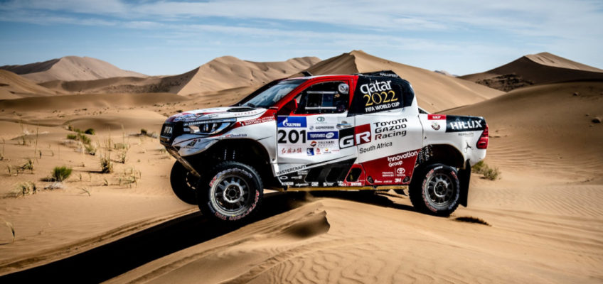 Al-Attiyah conquista el Rally Ruta de la Seda 2019