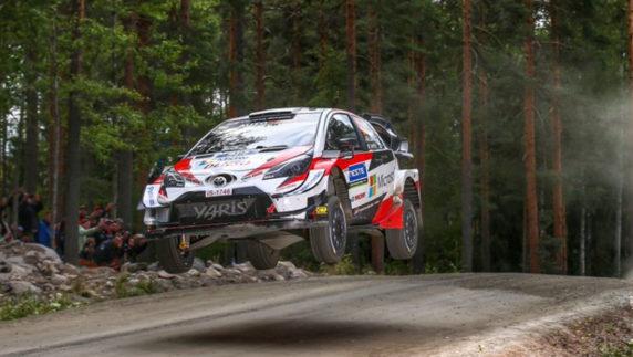 foto: Rally Finlandia 2019: Tänak vence y es más líder del Mundial