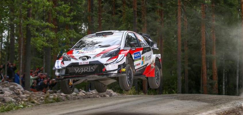Rally Finlandia 2019: Tänak vence y es más líder del Mundial