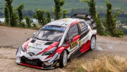foto: Previo Rally de Alemania 2019: Toyota y Tänak, favoritos