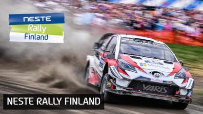 foto: Previo Rally de Finlandia 2019: Toyota y Tänak, favoritos