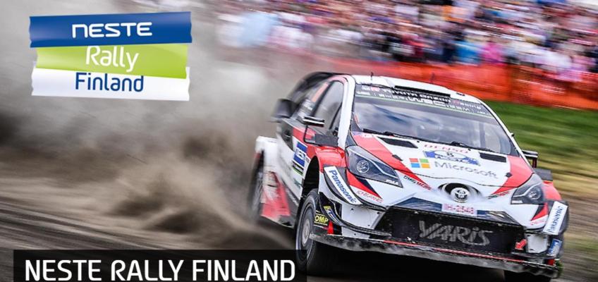 Previo Rally de Finlandia 2019: Toyota y Tänak, favoritos