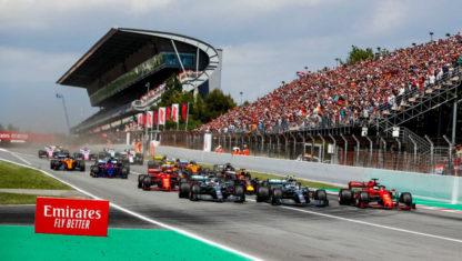 foto: El Gran Premio de España de Fórmula 1 renueva para 2020