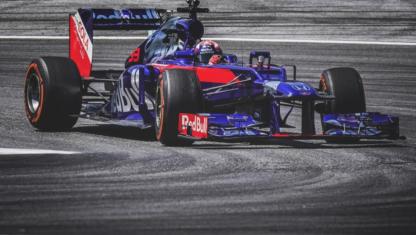 foto: Lewis Hamilton y Marc Márquez se retan en la pista
