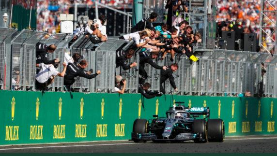 foto: GP de Hungría F1 2019: Hamilton le corta las alas a Verstappen