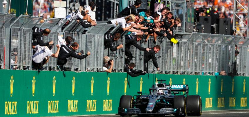 GP de Hungría F1 2019: Hamilton le corta las alas a Verstappen
