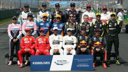 foto: Los sueldos de los pilotos de la Fórmula 1 de 2019